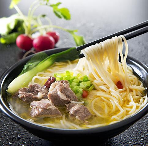 老城街重庆小面-养生牛肉小面