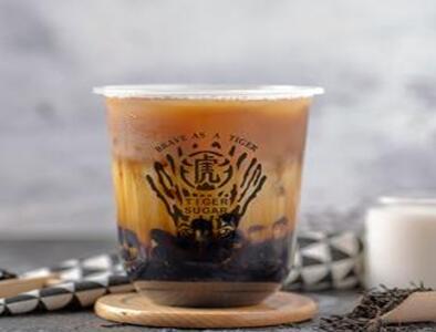 老虎黑糖茶的产品是否好卖?好不好喝?