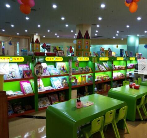 巧手丫儿童玩具-商场店