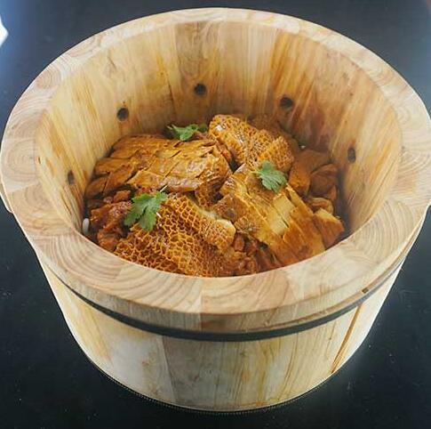 鱼你相伴喷泉鱼*锅-秘制香辣鸡块