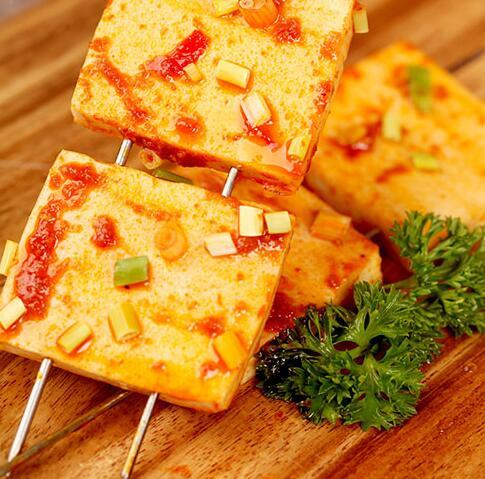 蜀锅串串-豆腐烤串