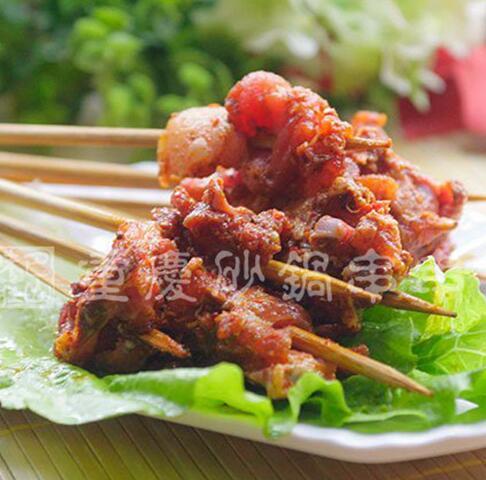 巴山味庄砂锅串串-肉串