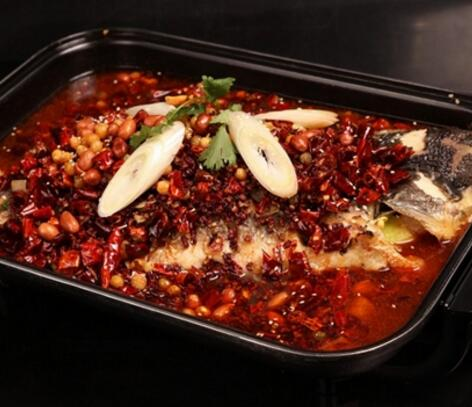 巫山-湘菜烤鱼