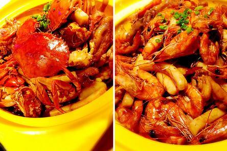 国内前十名肉蟹煲品牌