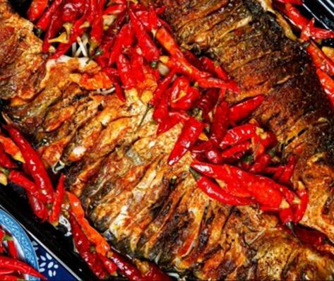 巫山-川味烤鱼