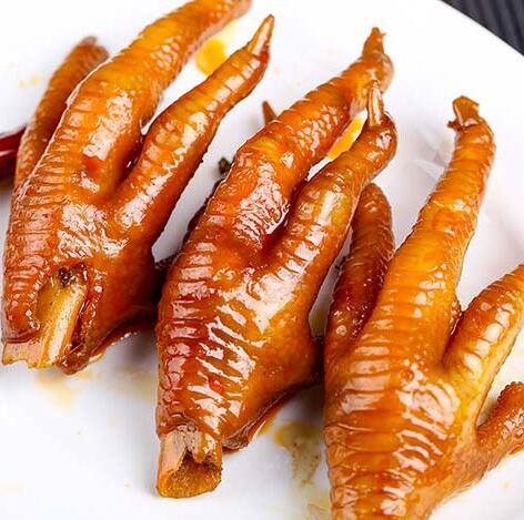 绿源谷零食小铺-卤鸡爪