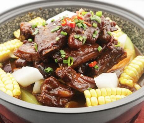 燜掌柜-醬排骨燜鍋