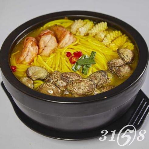 横米竖线*锅米线-酱香海鲜米线