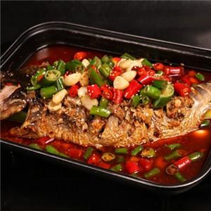 巫山-粤菜烤鱼