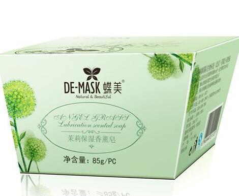 蝶美护肤品-茉莉保湿香熏皂