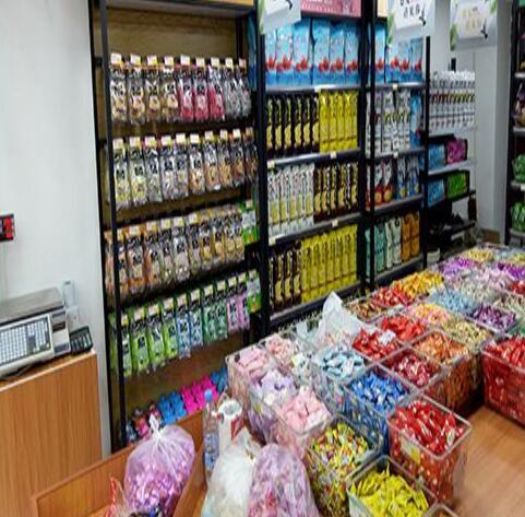 绿源谷零食小铺-各式糖果