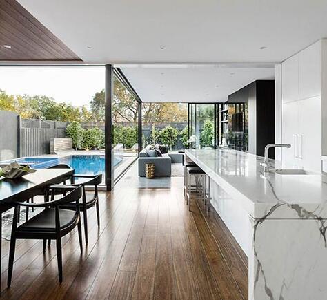 未来空间全屋整装-简约开放式房间