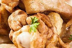 卡滋奇客脆脆鸡-秘制烤鸡
