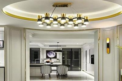五星理想家全屋整装-简约豪华地中海式风格