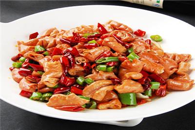 藤椒鱼饭快餐