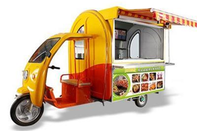 购买一辆小吃车大概需要多少*