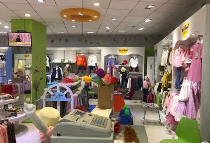 儿童服装店开店多少钱 哪个品牌发展比较好