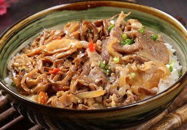 吉野家日式快餐