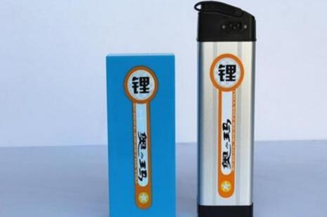 骆驼祥子锂电池