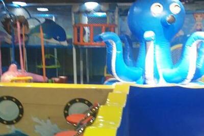 开个儿童游乐场需要多少*