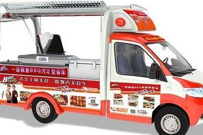 美食小吃车加盟有哪些品牌