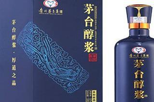貴州茅臺醇漿酒加盟優勢