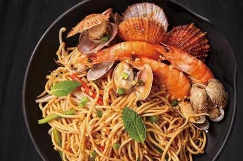 好吃的海鲜面有哪些 辣小贝捞汁海鲜面怎么加盟