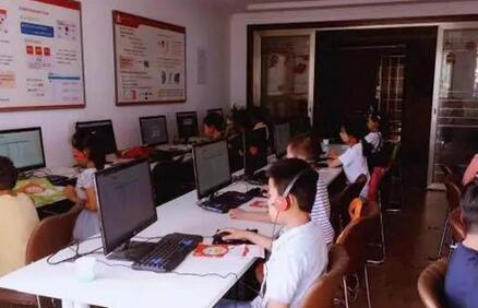 线上英语培训机构发展前景怎么样 顺势智能英语市场好