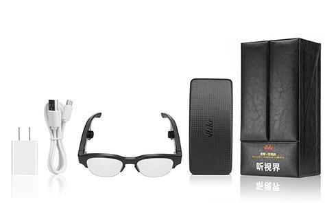 想创业干点什么好 Vlike骨听智能眼镜生意好做