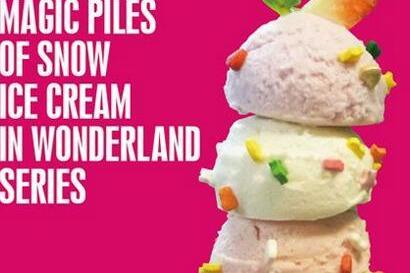爱冰妮冰淇淋 给大家带来一场美味的惊喜