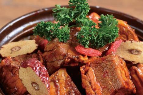 壇子燜肉哪家的味道*正宗