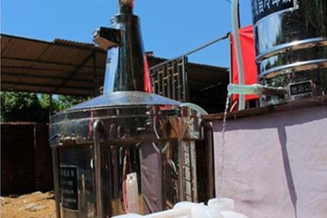 酒立方酿造设备 更适合农村投资的***