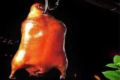守柴炉烤鸭
