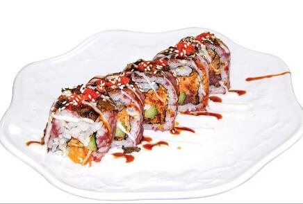 20岁没学历迷茫怎么办 嘿店寿司小吃