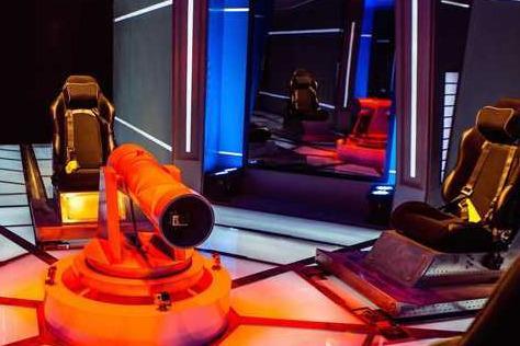 加盟vr游戲體驗館掙*嗎 開VR虛擬和現實區域代理哪里有