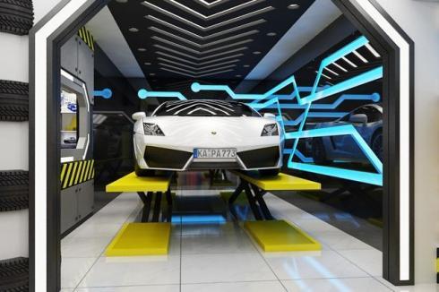 洗車人家汽車美容 全面占據汽車洗護行業