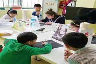 小县城可以加盟新艺代美术培训吗 加盟费是多少