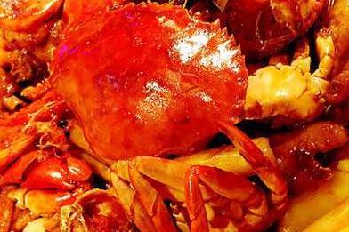 肉蟹煲味道怎么样