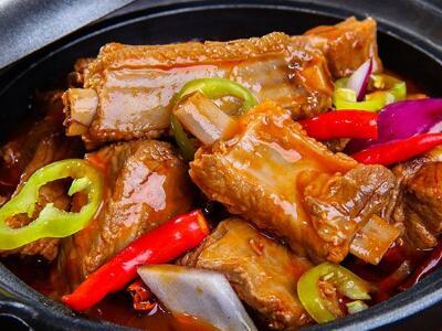 美食饭加盟哪个卤肉好需要大概加盟钱汇金铜陵广场品牌图片