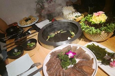 牛腩火锅店怎么开