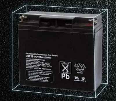 駱駝祥子鉛酸電池**