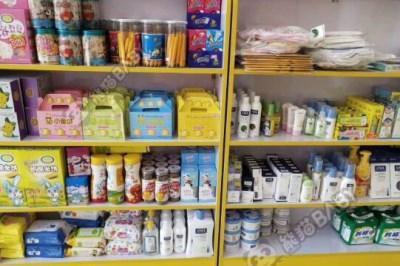 在乡镇开一个熊猫baby母婴工厂店店**吗