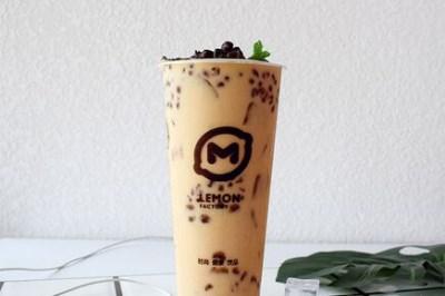 县城开柠檬工坊港式奶茶饮品店需要投资多少钱