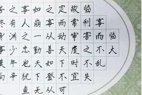 文章详情  赵汝飞练字投资前景怎么样?