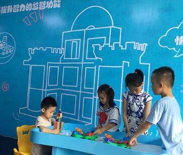 迪吉象益智体验中心如何吸引孩子