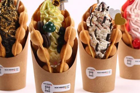 開冰淇淋店怎么經營才**