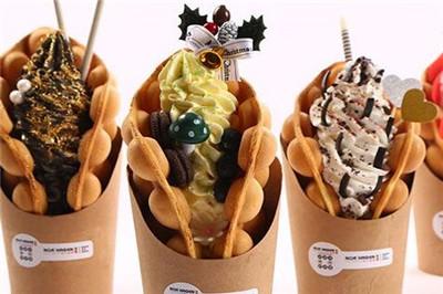 诺尔哈根冰淇淋加盟店开在什么位置好 总部有扶持