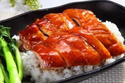 雞**快餐