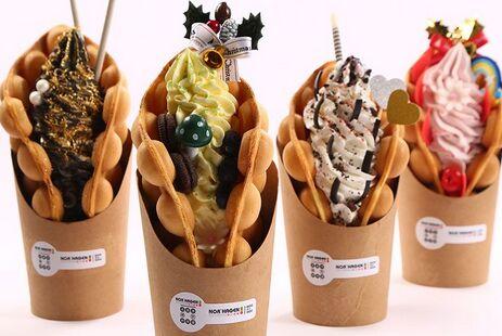 加盟諾爾哈根冰淇淋潤怎么樣