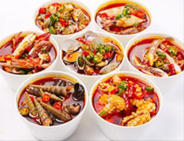 鲜*肴罐焖小海鲜